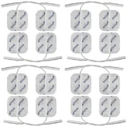 16 Stück Elektroden Pads 40x40mm Axion